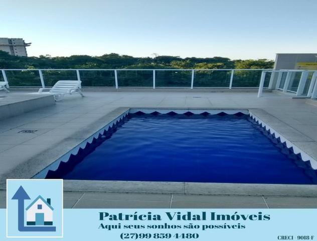 PRV19- Saia do aluguel apartamento pronto pra morar Via Sol na melhor região de Serra! - Foto 3