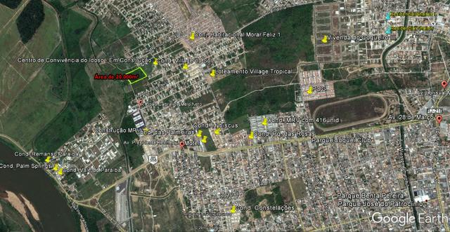 Área de 20.168,75 m² em área nobre de Campos dos Goytacazes-RJ - Foto 7
