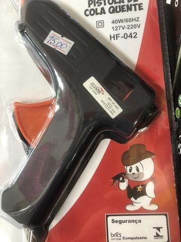 Pistola cola quente 15 reais