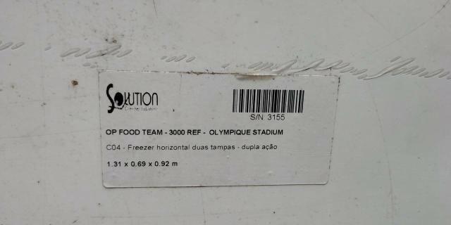 Freezer horizontal Fricon - Foto 3