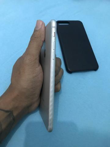 Vendo ou troco iphone 7 plus 256gb - Foto 3