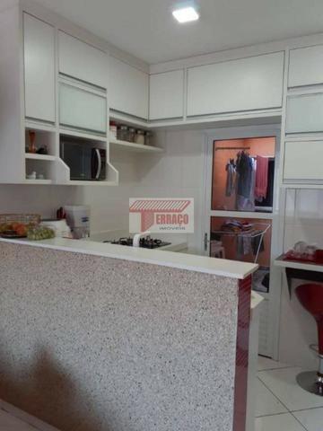 Apartamento Sem Condomínio 60m² c/ 3 dormitórios, à venda em Santo André - Foto 4