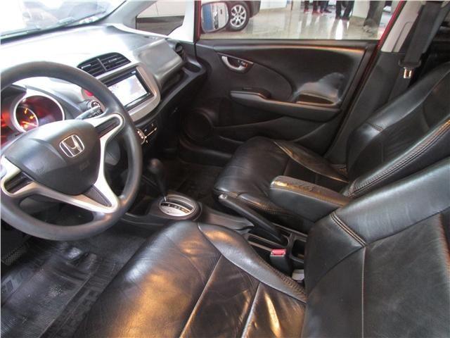 Honda Fit 1.4 lxl 16v flex 4p automático - Foto 10