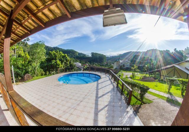 Lindo Chalé em condomínio fechado em Paraju - Domingos Martins- ES - Foto 3