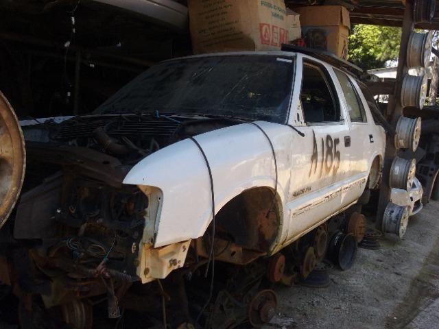 Sucata Blazer 4.3 4x4 1998 - Motor Câmbio Peças Acessórios - CDV Credenciado