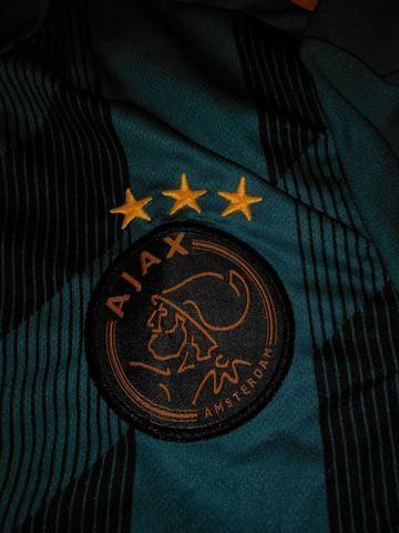 Camisa Oficial do Ajax Verde 19/2020 - Foto 2