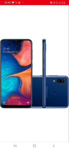 Samsung A20 , 3 meses de uso .