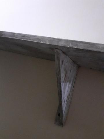 Aparador Prateleira de parede em MDF - Foto 3