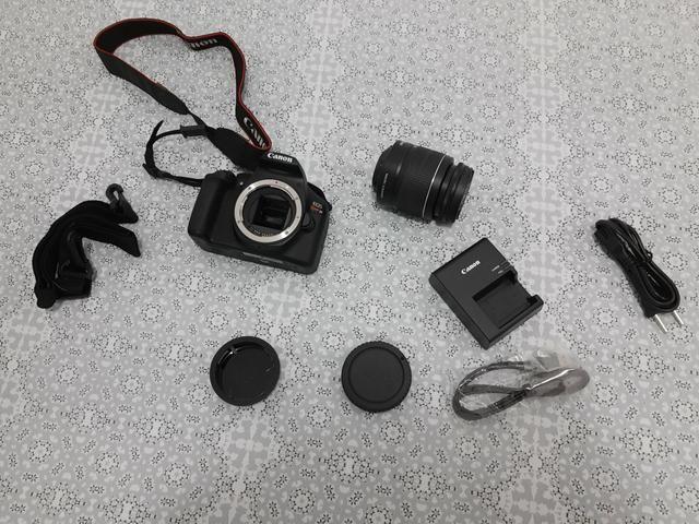 Canon T6 vendo - Foto 6