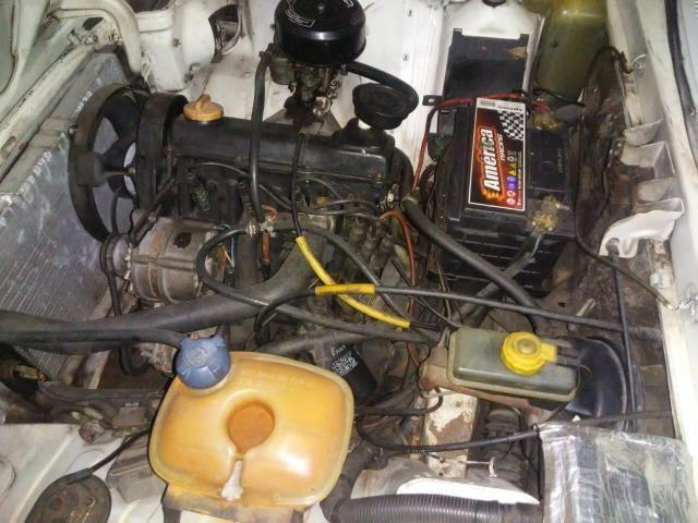 Pampa motor AP 1.8 ano 97 - Foto 3