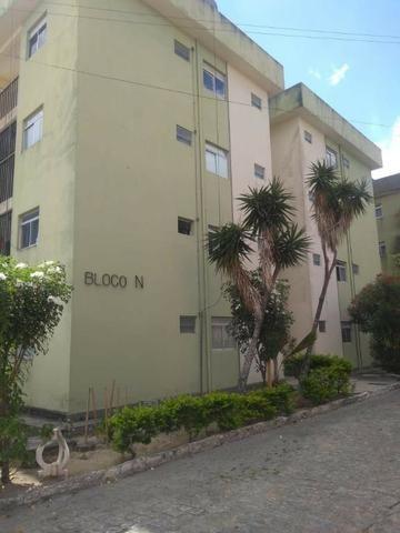 Apartamento para locação - Bairro Dinamérica - Residencial Santa Barbará I - Foto 2