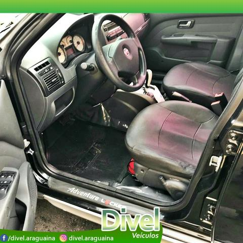 Fiat Palio WeeK.ADV.LOCK.Dualogic 1.8 Flex 2010 - Foto 8