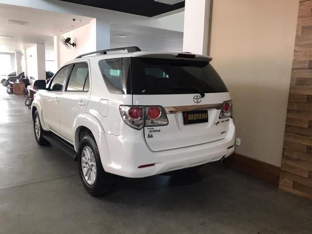 Toyota hilux sw4 2014/2014 3.0 srv 4x4 7 lugares diesel 4p automático - Foto 12