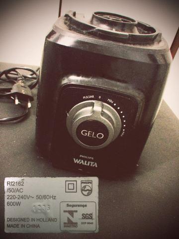 Liquidificador triturador de gelo Philips Walita 600W - Foto 2