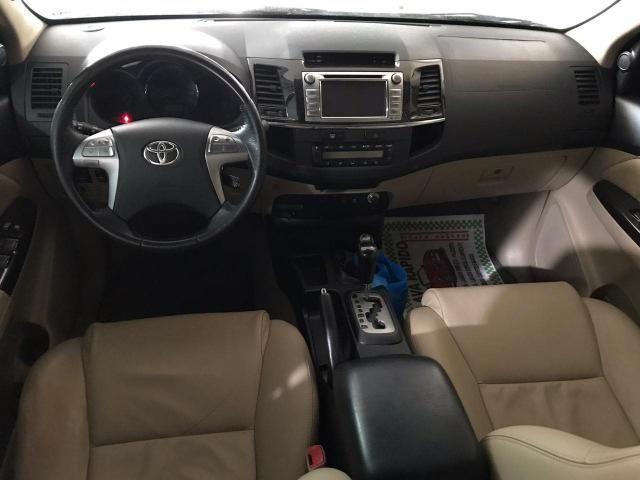 Toyota hilux sw4 2014/2014 3.0 srv 4x4 7 lugares diesel 4p automático - Foto 13