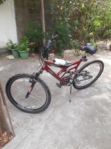 Bike Cairu Jump aro 26 personalizada 21M - Foto 3