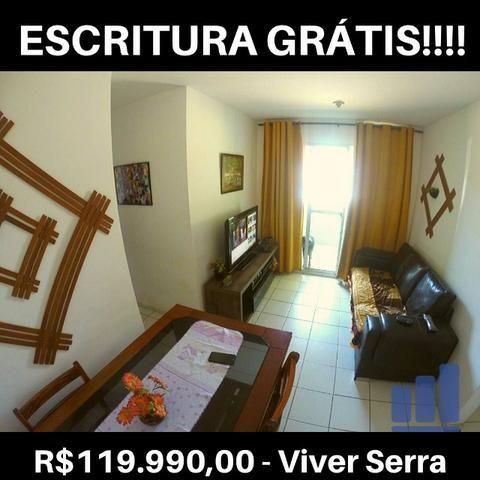 MR- Oportunidade, apartamento 2Q com Escritura Grátis próximo a Laranjeiras