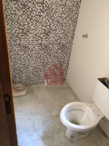 Casa com 2 dormitórios à venda, 58 m² por r$ 199.000 - sítio cercado - curitiba/pr - Foto 17