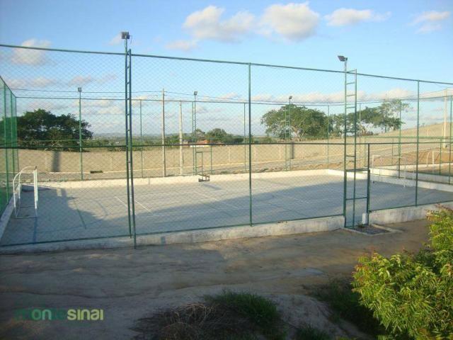 Terreno à venda, 367 m² por R$ 57.000,00 - Condomínio Privê Portal do Agreste - São João/P - Foto 14