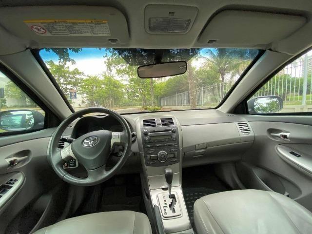 Toyota Corolla 1.8 16v Xei Flex Aut. 4p - Foto 6