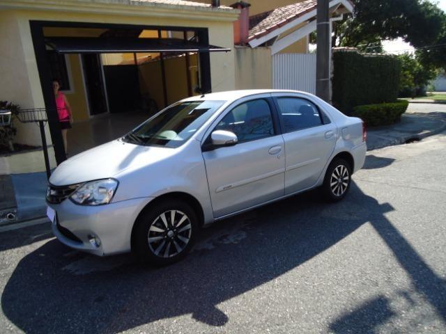 Toyota Etios Platinum Sed - Foto 6
