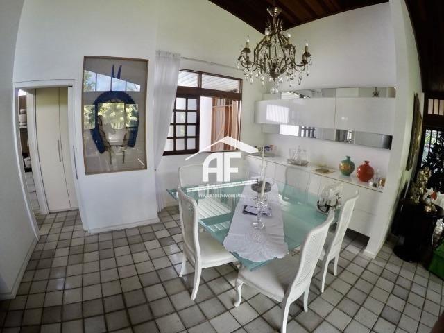 Casa construída em 2 lotes no condomínio Jardim do Horto - Área de lazer completa - Foto 12