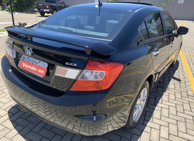 Civic exs 2012 * top de linha - Foto 5