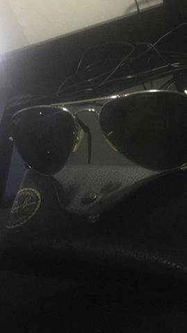 Óculos Ray-Ban Aviator Clássico Original