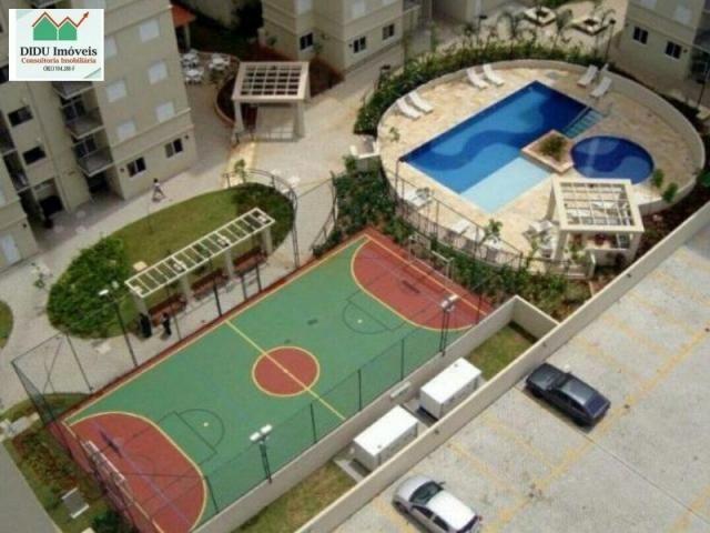 Apartamento à venda com 3 dormitórios em Planalto, São bernardo do campo cod:011349AP - Foto 16