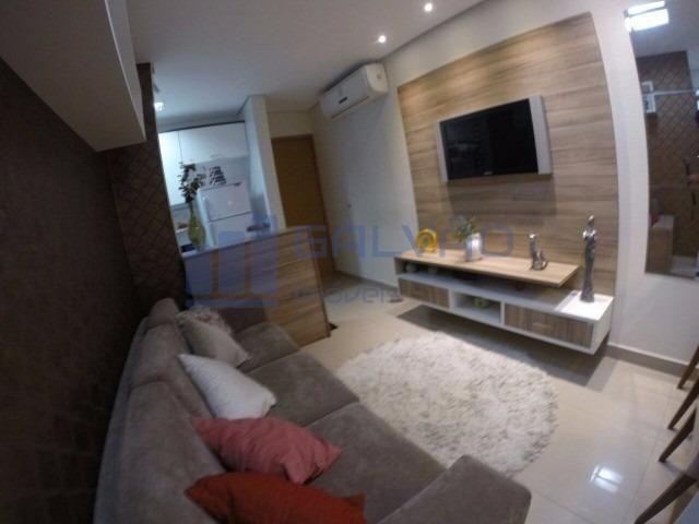 MR- Conheça o Parque Ventura, apartamento pronto pra morar em Balneário de Carapebus - Foto 3