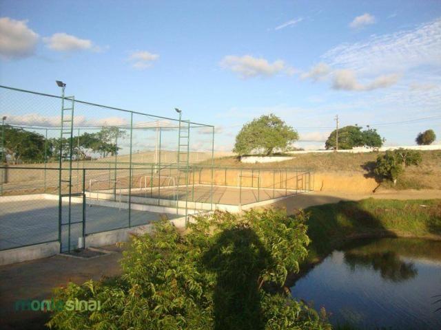 Terreno à venda, 367 m² por R$ 57.000,00 - Condomínio Privê Portal do Agreste - São João/P - Foto 13