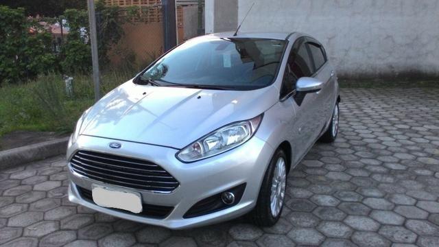 Ford New Fiesta Titaniun 2015