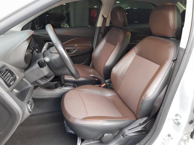Chevrolet Cobalt 1.8 Mpfi Ltz 8V Flex 4Portas Automático 2017/2018 - Foto 14