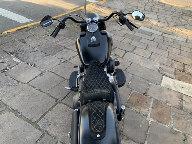 Harley Davidson Fat Boy 1600 Raridade - Foto 6