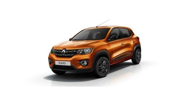 Consórcio Renault KWID 2020