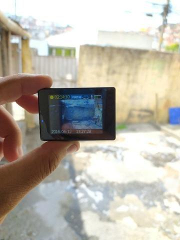 Camera SJcam SJ400 Nova na Caixa