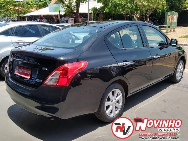 Nissan/Versa Sl 1.6 2012/2013 - Foto 7