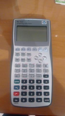 Calculadora gráfica profissional hp48gll - Foto 2