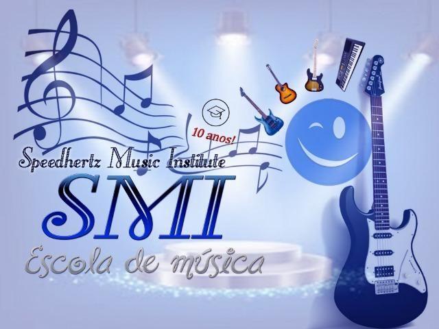 Curso de Guitarra Individual - Escola SMI - Foto 3