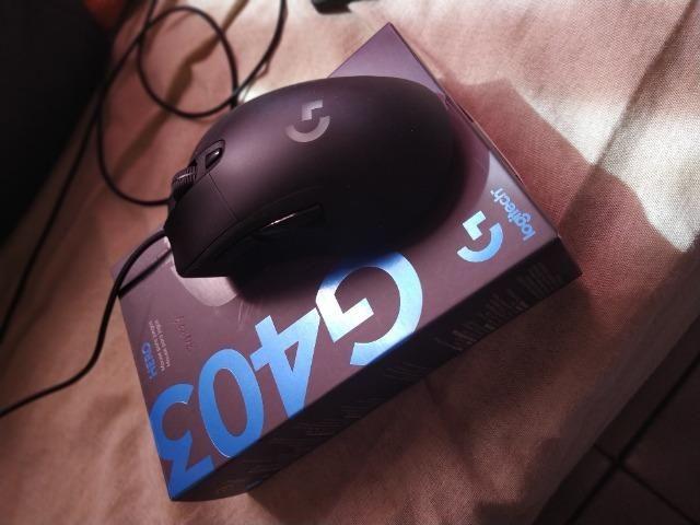 Mouse gamer logitech G403 HERO - Foto 3