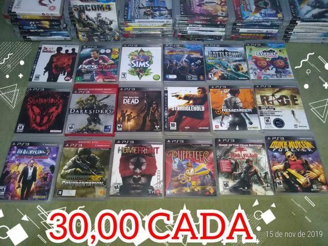 Jogos ps3/apartir de 20reais/Cartão/Garantia - Foto 3