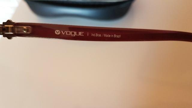 Óculos de sol feminino - Vogue (NOVO) - Foto 4