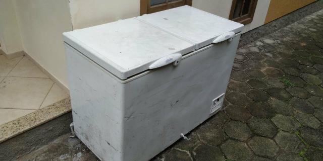 Freezer horizontal Fricon - Foto 2