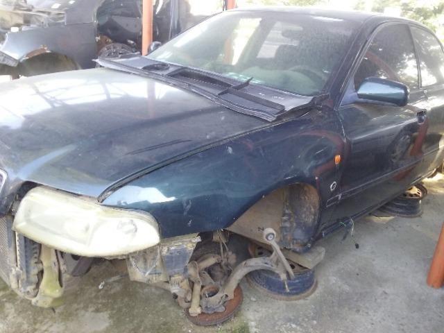 Sucata Audi A4 V6 1995 - Motor Câmbio Peças Acessórios - CDV Credenciado