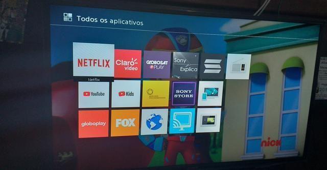 Smart tv 40 polegadas sony bravia