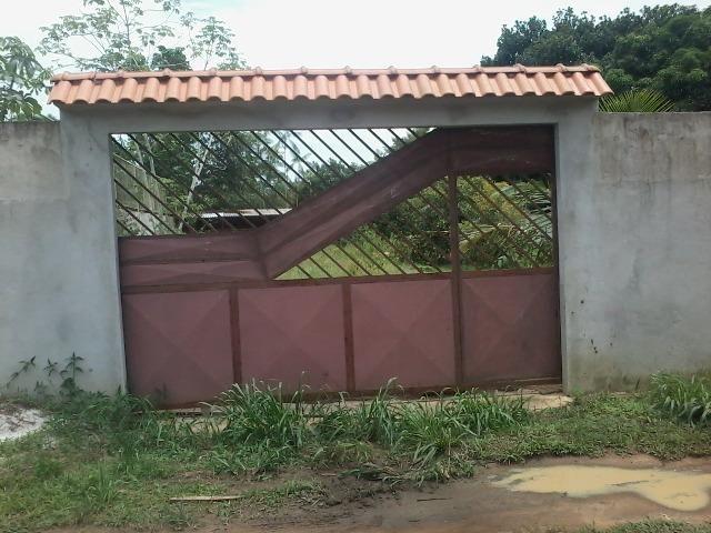 Alugo ou Vendo terreno 22x50m, na zona rural de Iranduba - Aluguel R$ 400- Venda R$ 50mil