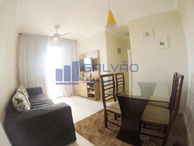 Apartamento 02 quartos no Viver Serra em Jardim Limoeiro, Serra-ES - Foto 3