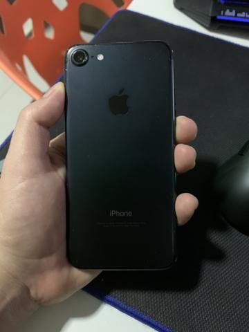 IPhone 7 32gb trincado + marca de queda - Foto 3
