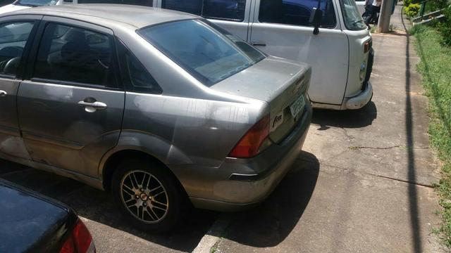 Ford foucus completo