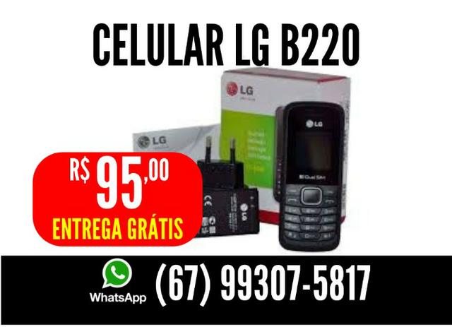 Celular LG B220 Entrega Grátis